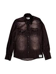 Haakon Shirt - BLACK