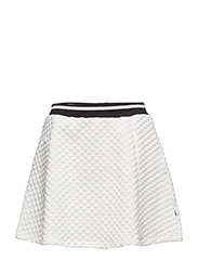 Helga Skirt - WHITE