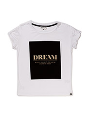 Henrikka T-shirt - WHITE