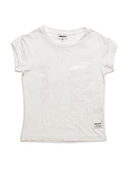 Judith T-shirt - WHITE