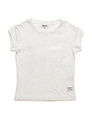 Judith T-shirt - WHITE