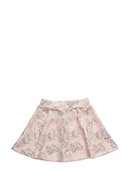 Janny Skirt - WHITE