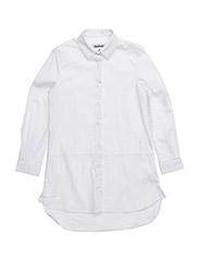 Joyce Shirt - WHITE