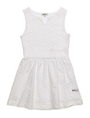Makie Dress - WHITE