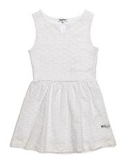 Makie Dress - WHITE