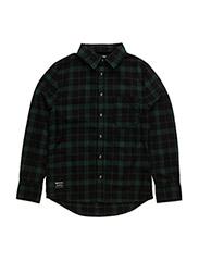 Ness Shirt - GREEN