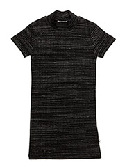 Nicoline Dress - BLACK