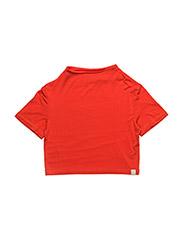 Rika T-shirt - 440-RED
