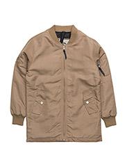 Ryann Jacket - 218-SAND