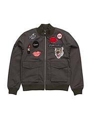 Royal Jacket - 773-GRøN