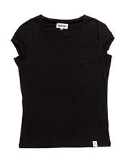 Ana T-shirt - 999-BLACK