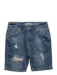 Milan Shorts - 853/BLUE