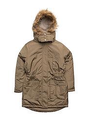 Neel Winter jacket - 218/BROWN