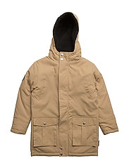 Tate Winter jacket - 218/BROWN
