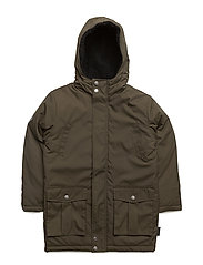 Tate Winter jacket - 774/GREEN