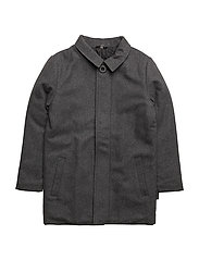 Trenton Wool jacket - 984/GREY