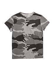 Terkil T-shirt - 900/GREY