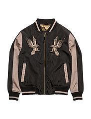 Thea Bomber jacket - 999/BLACK