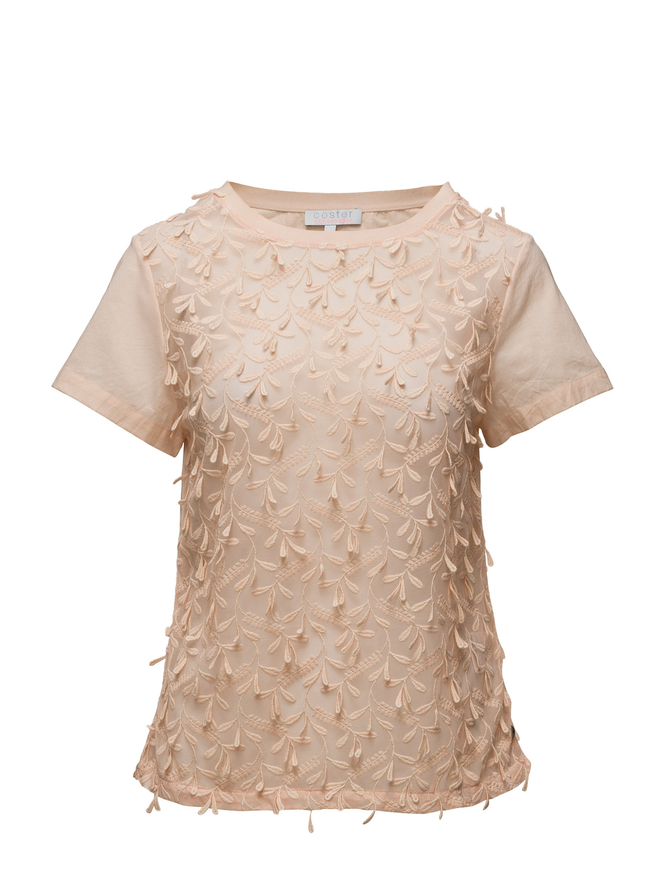 3d Lace Top Short Sleeve thumbnail