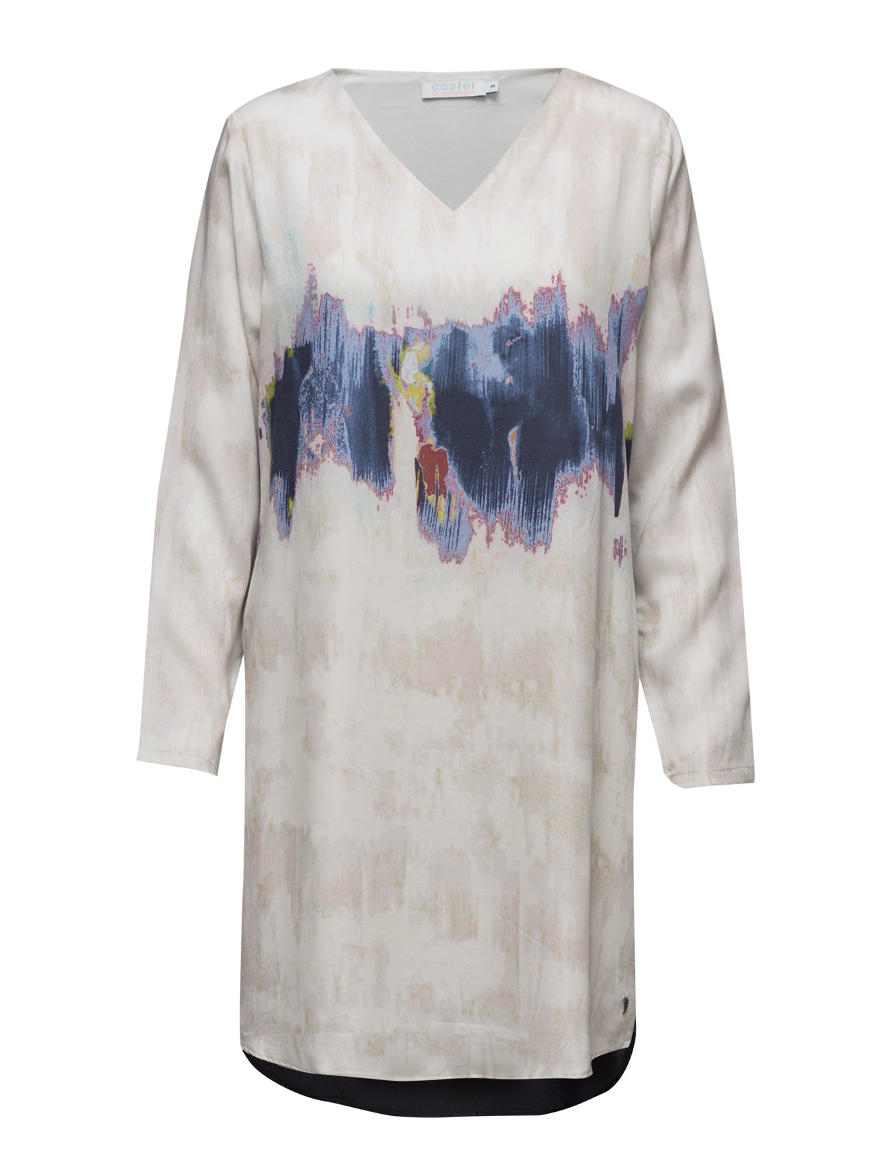 Coster Copenhagen Dress w. fade-out print