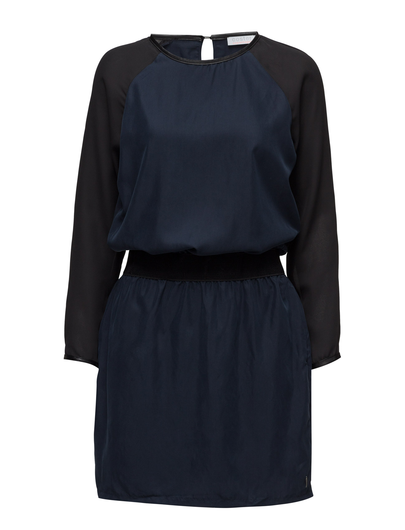 Coster Copenhagen Dress w. chiffon sleeve