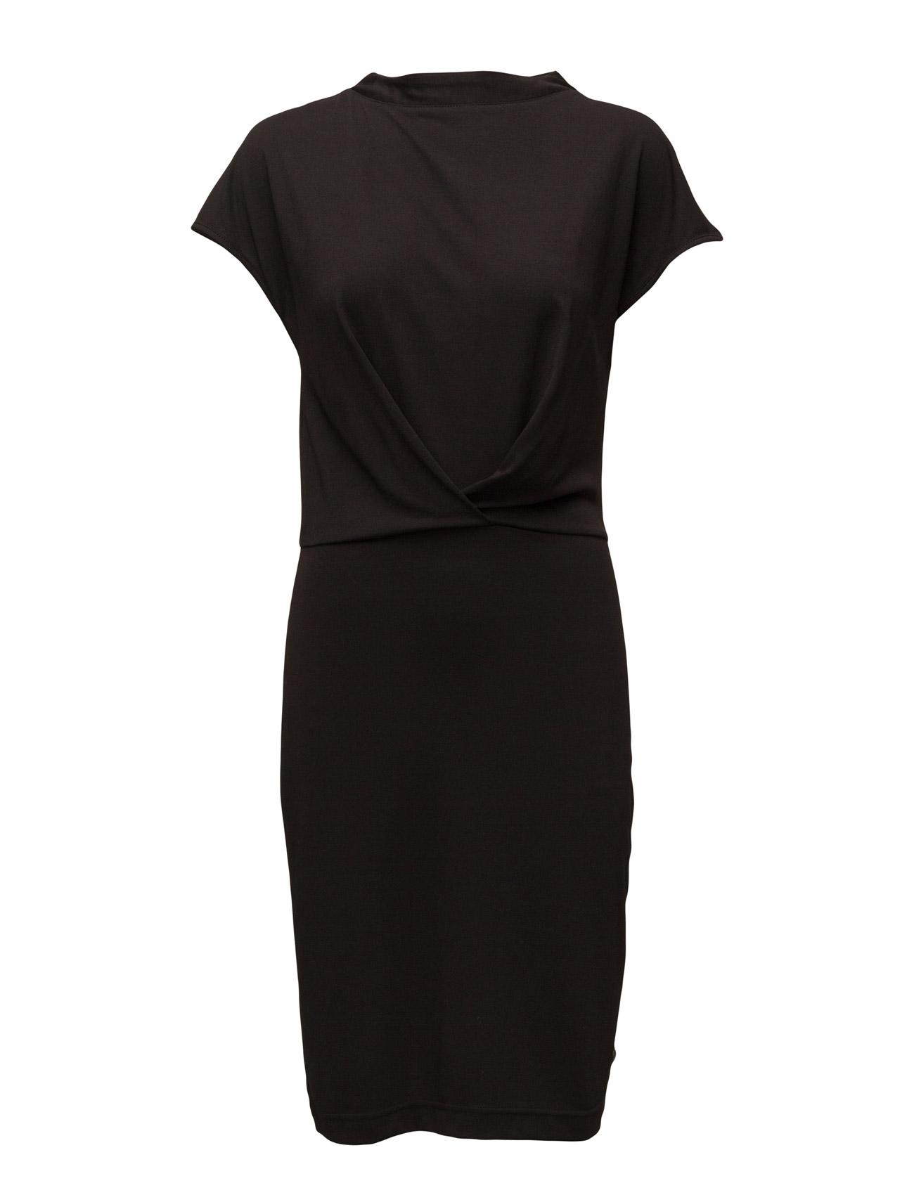 Dress W. Two Front Pleats Coster Copenhagen Knä Och Medelstora