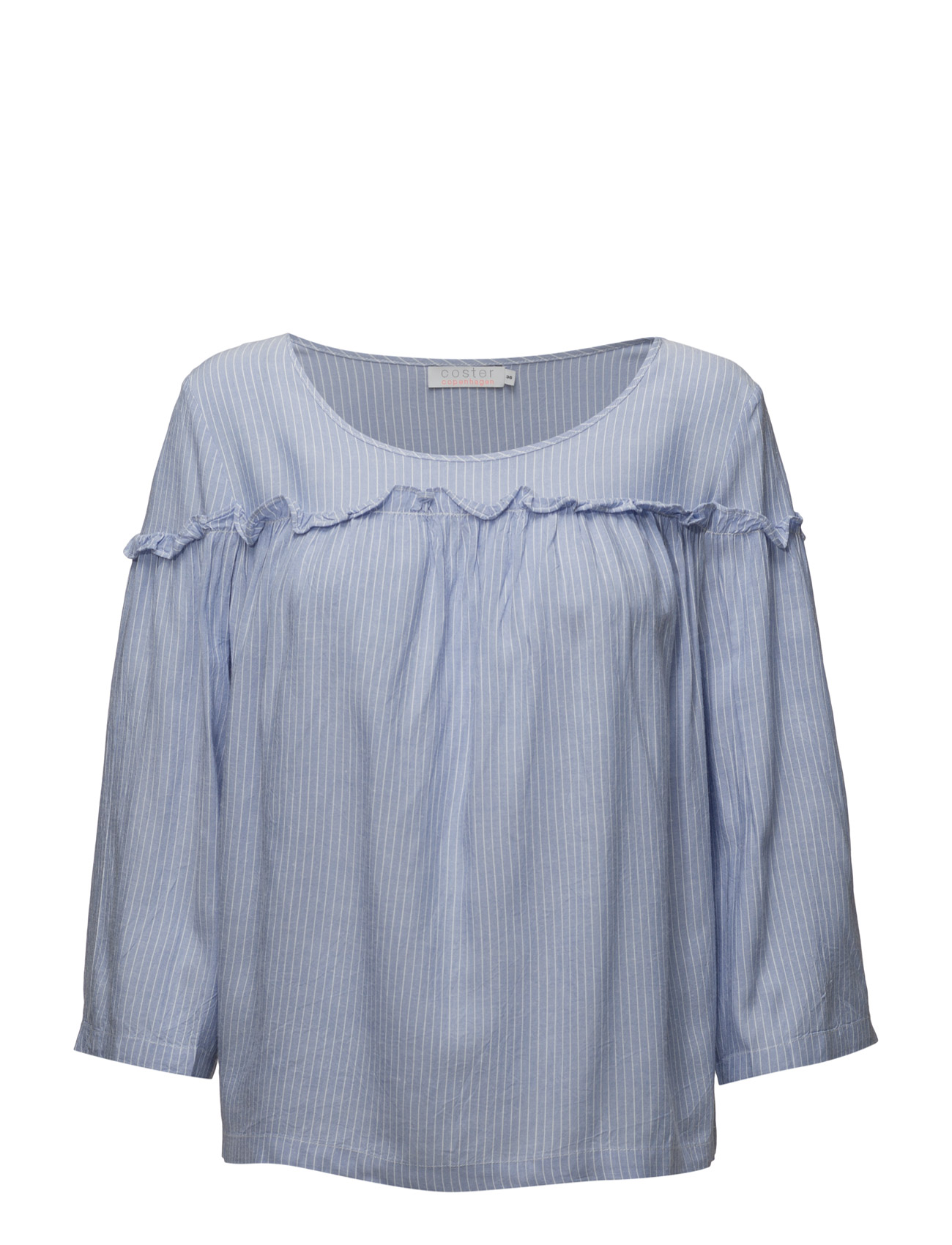 Striped Ruffle Top thumbnail