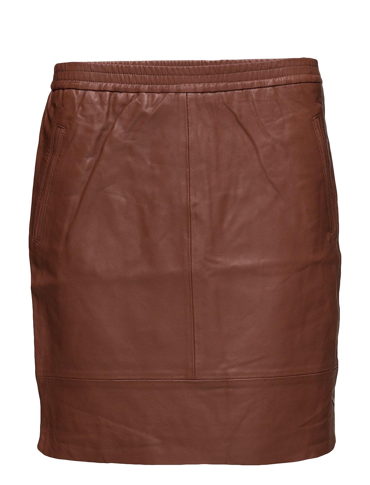 Leather Skirt Coster Copenhagen Korte til Damer i