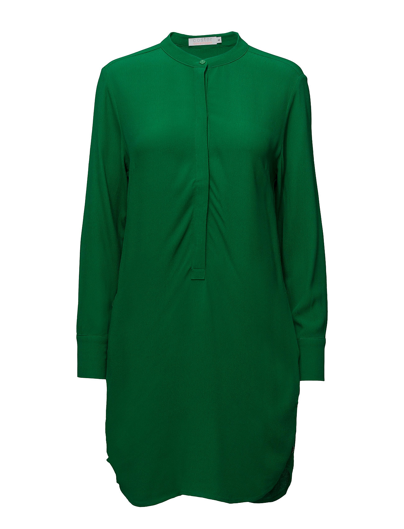 Moss Crepe Shirt Dress Coster Copenhagen  til Damer i