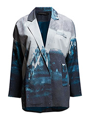 Jacket w. car print - CAR PRINT