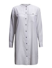 Long shirt - White
