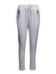 Sporty pants - White