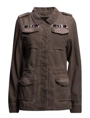 Army jacket - Grey