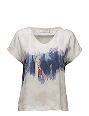 Top w. fade-out print - FADE OUT PRINT