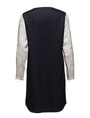 Dress w. fade-out print
