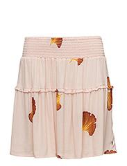 Coster Copenhagen - Skirt W. Fan Flower Print