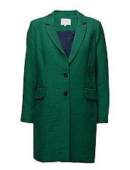 Ottoman coat - GRASS GREEN