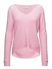 Mohair sweater - FLAMINGO