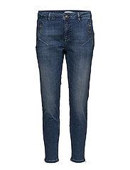 7/8 Jeans - INDIGO BLUE