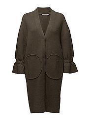Coster Copenhagen - Angora Knit Coat