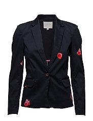 Coster Copenhagen - Suit Jacket W. Blot Print