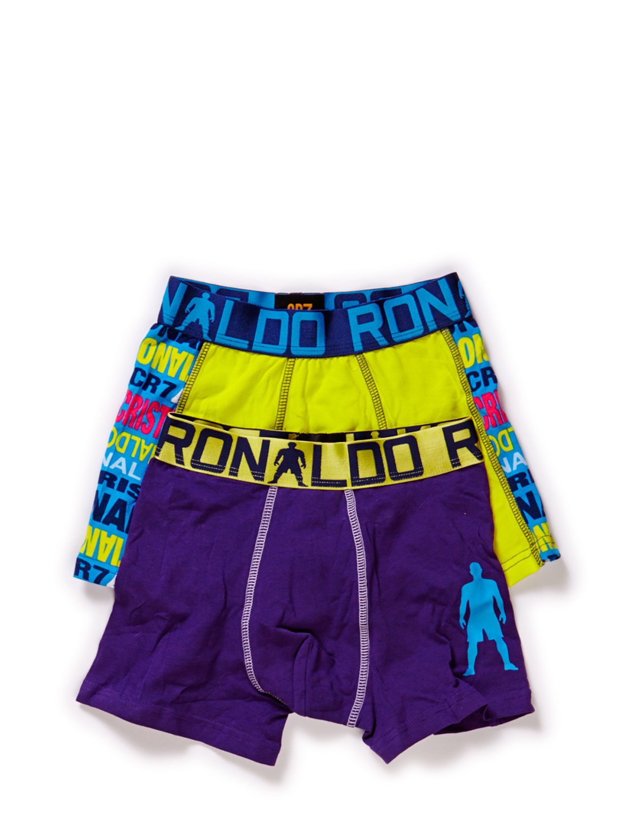 Cr7 Boys Trunk 2-Pack