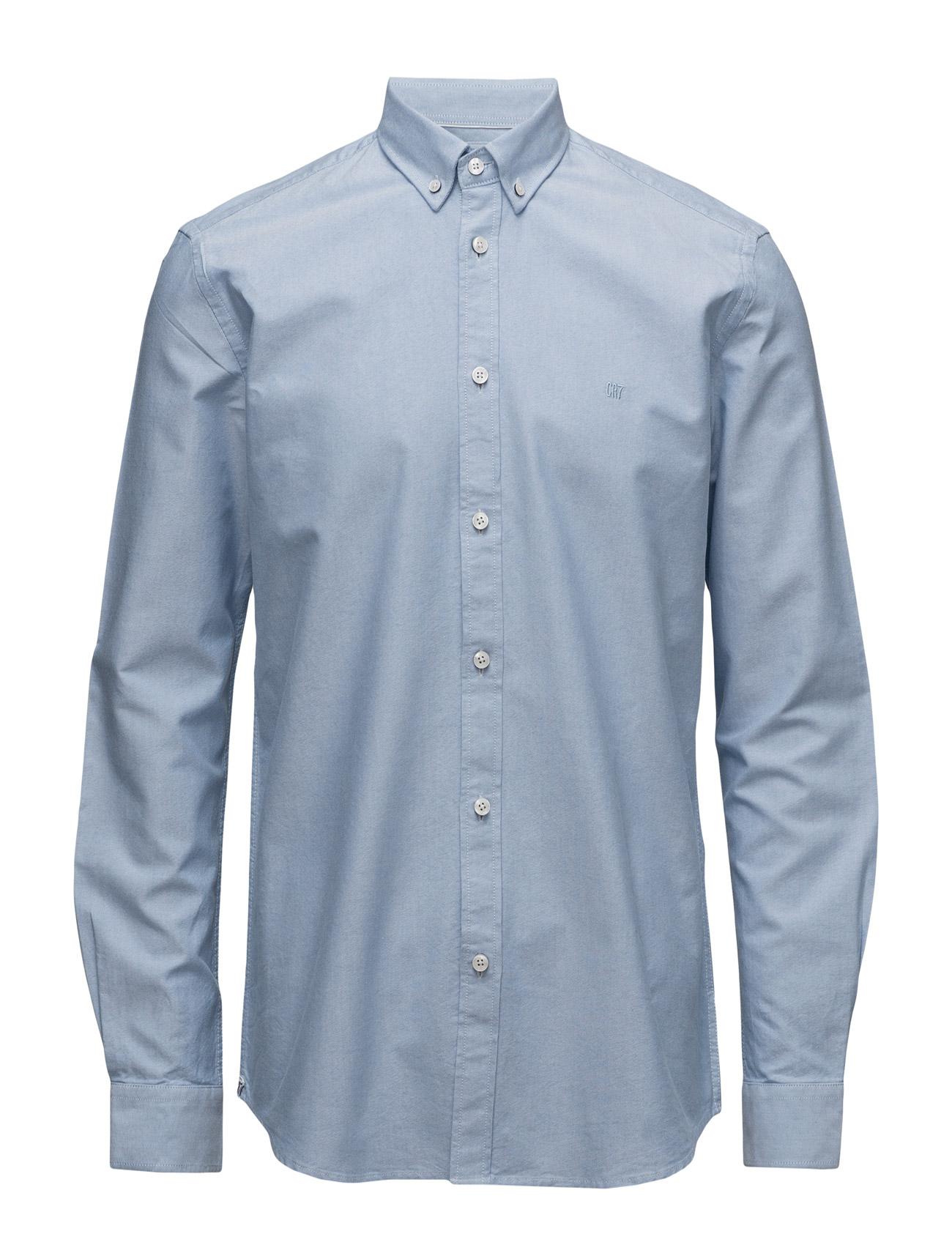 Cr7 Shirt Classic Fit Oxford CR7 Affärs