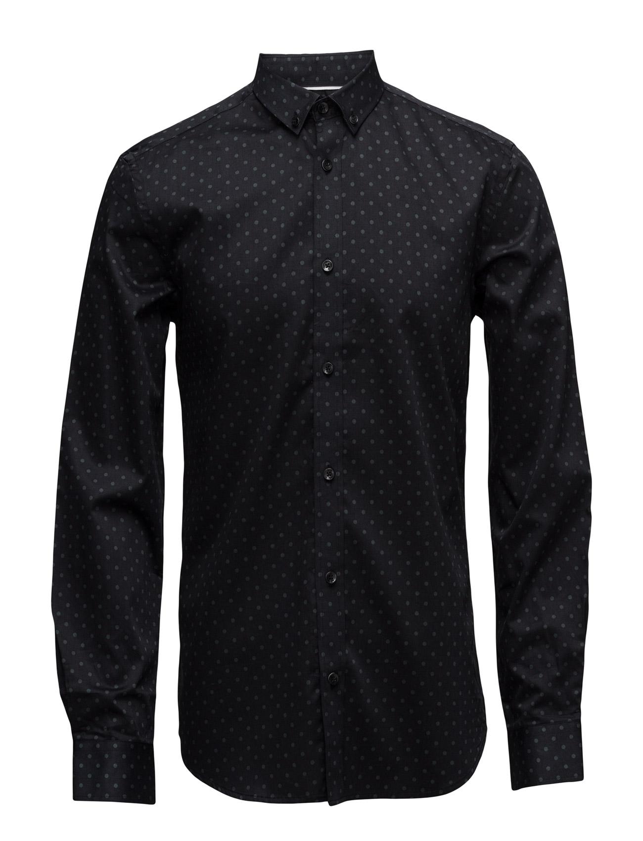Cr7 Shirt Custom Fit CR7 Casual sko til Mænd i Sort