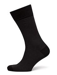 CR7 Luxury Merc. cotton plain - Black