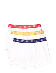 CR7 Main Basic, Trunk, 3-pack - White