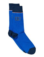 CR7 Main fashion socks - black needle