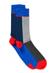 CR7 Main fashion socks - grey/black