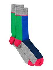 CR7 Main fashion socks - grey/grey