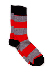 CR7 Main fashion socks - Grå/marine